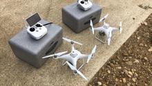 Navarra traslada el uso de drones a los proyectos de construcción de obras públicas