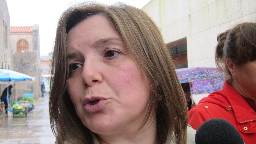 """Pilar Cancela (PSdG), en medio del debate del PSOE en redes: """"¿Por qué no te callas? El ruido no construye"""""""