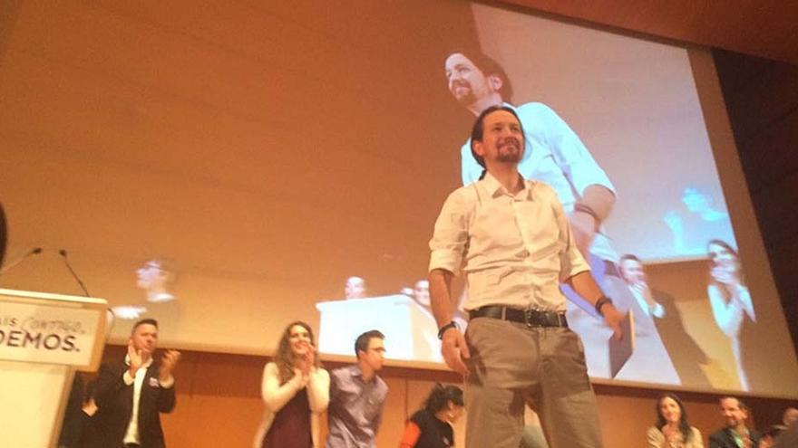 Podemos sugiere en un vídeo que el fundador del PSOE les habría votado a ellos