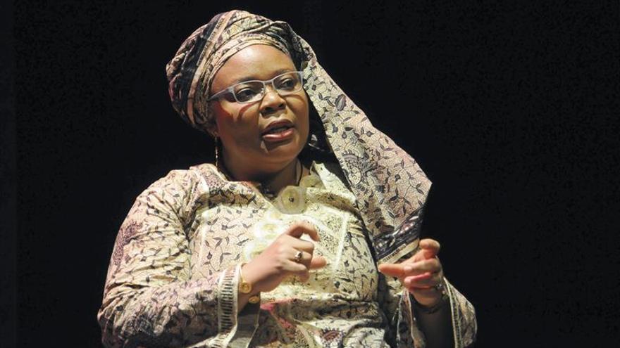 La Nobel Leymah Gbowee: Entrar ahora en política sería mi muerte intelectual