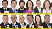 PP y PSOE imponen su orden de comparecientes en la comisión sobre el Alvia por encima de lo que pedían las víctimas