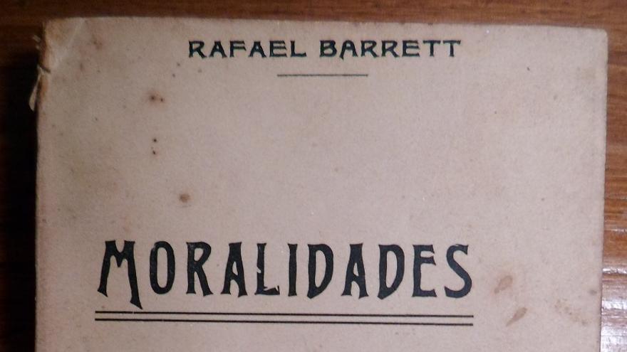 La obra de Barrett apareció en revistas y periódicos de Asunción, Buenos Aires y Montevideo. Solo publicó un libro en vida, Moralidades actuales, que resultó un éxito inesperado.