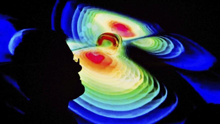 Las ondas gravitacionales, descubrimiento del año según la revista Science