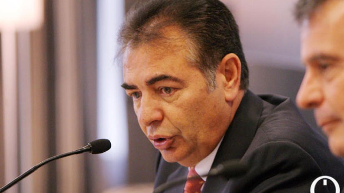 José Romero, presidente de PRASA