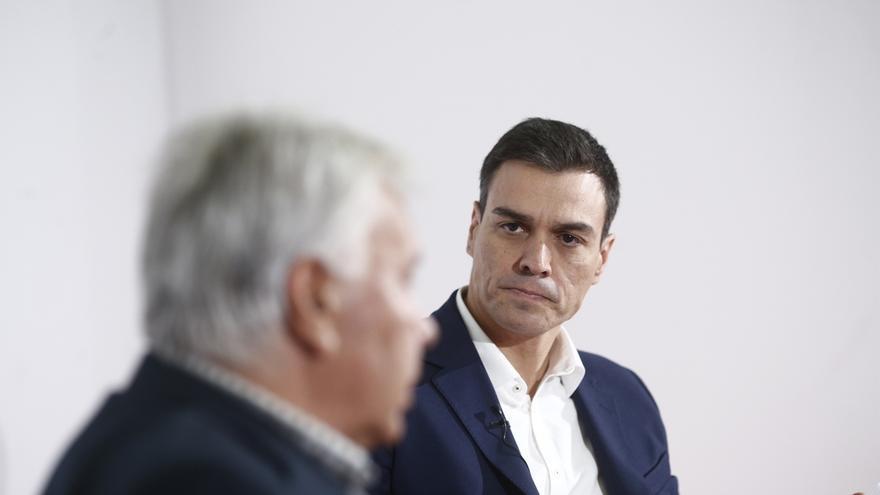 Pedro Sánchez participa este miércoles en un acto en Las Palmas de Gran Canaria