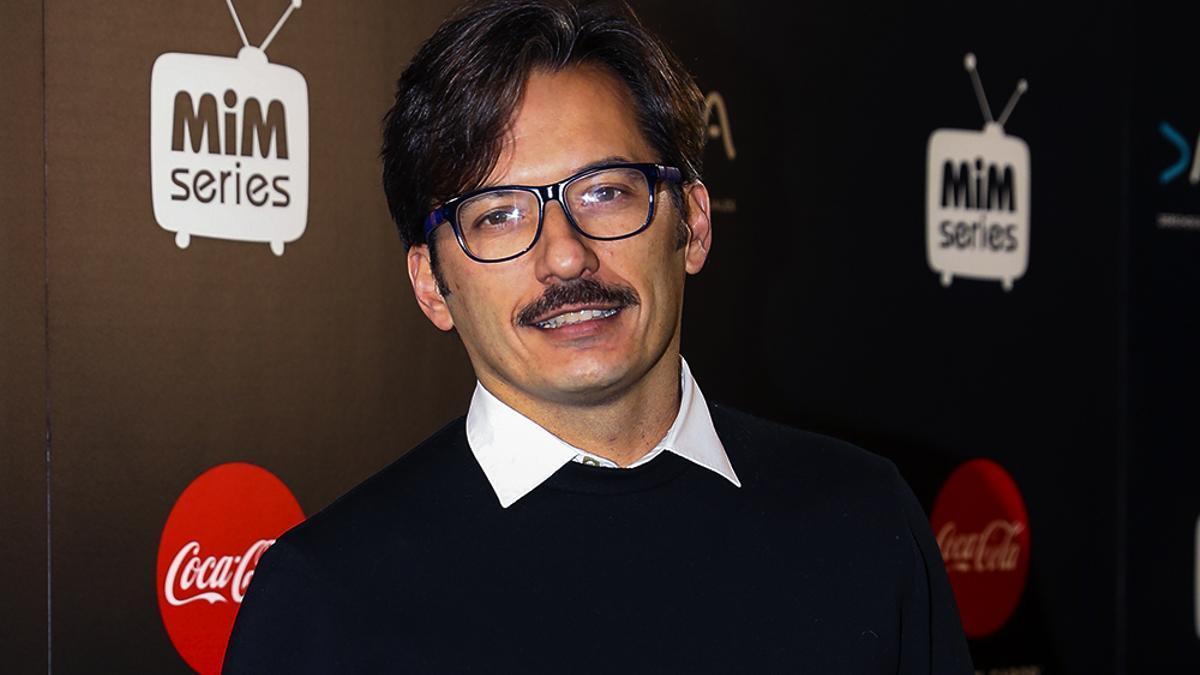 Alberto Caballero, en una imagen de archivo