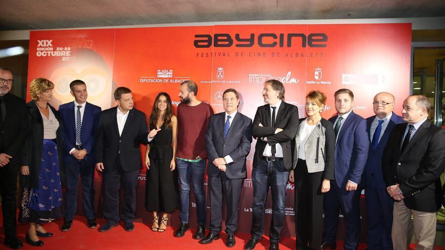 Inauguración de Abycine