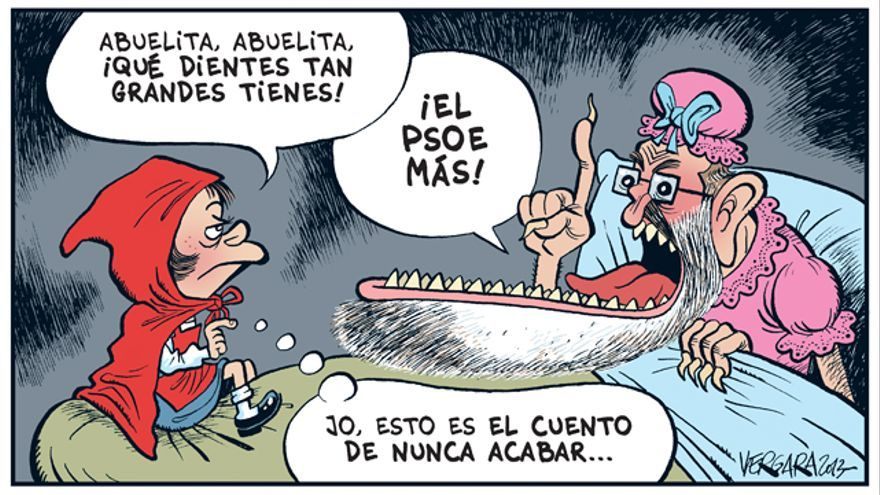 El Gobierno de España explicado para niños