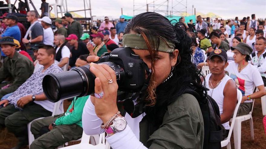 """Las FARC muestran """"total apoyo"""" al acuerdo de paz en el inicio de su conferencia"""