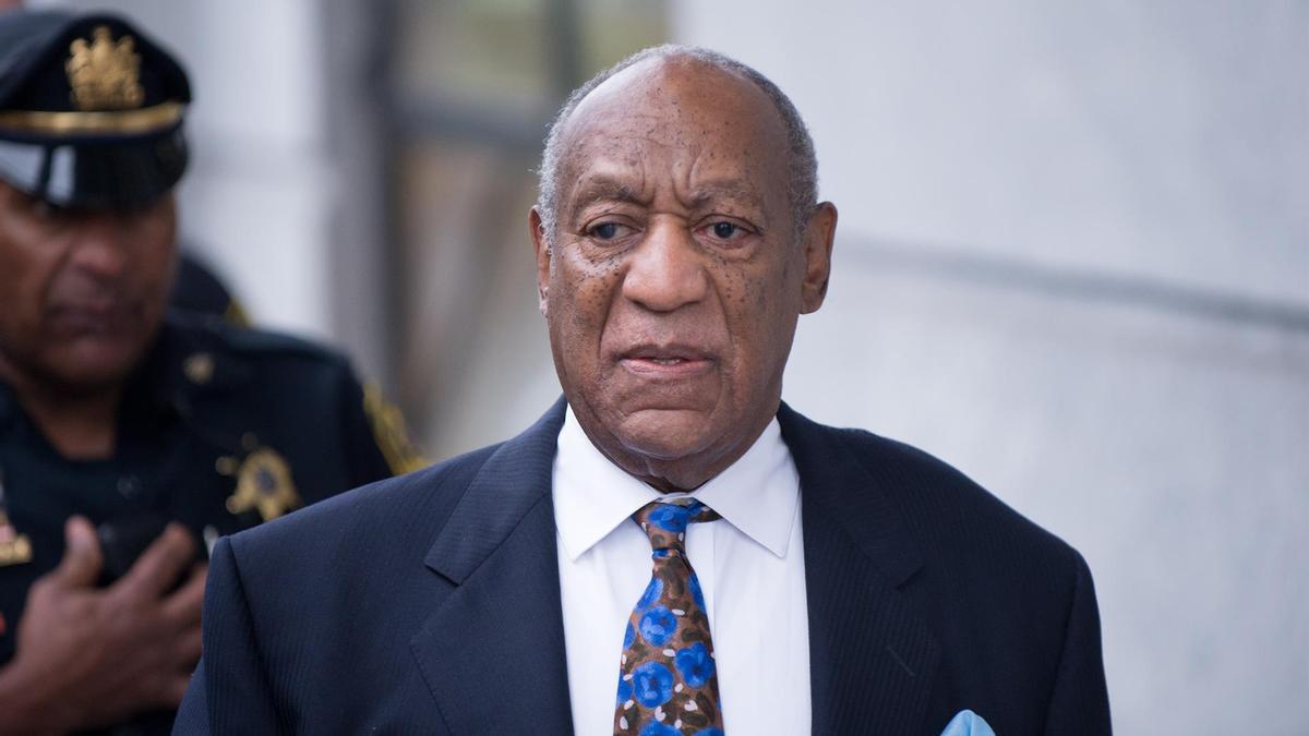 En la imagen, Bill Cosby.