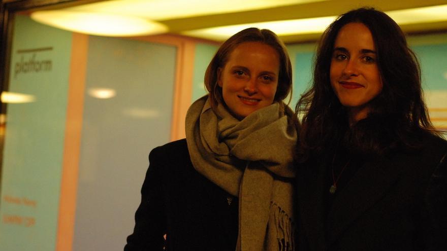 Leah Peschel y Lucy Olivia Smith