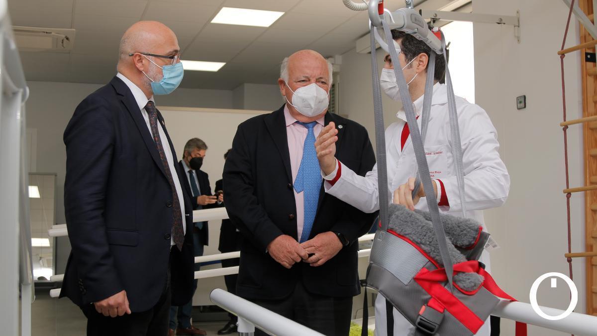 Inauguración del Instituto de Neurociencias del Hospital Cruz Roja