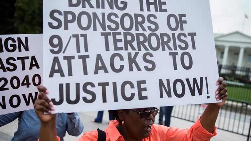 Víctimas del 11S piden a Obama que permita que demanden a Arabia Saudí