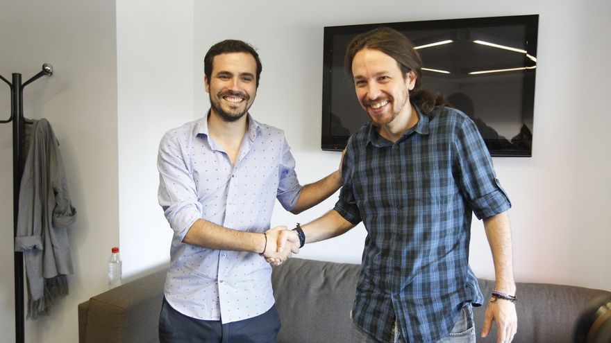 "Iglesias cree que Garzón sumaría más con Podemos que ""siguiendo otro camino"" pero respeta su decisión"