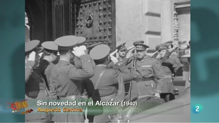 Sin novedad en El Alcázar, en Hostoria de nuestro cine.