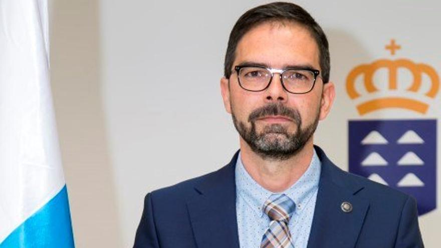 José Miguel González, director general de Trabajo en el Gobierno de Canarias