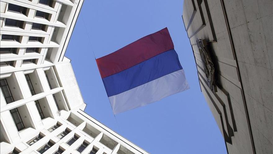 La bandera rusa ya ondea en todas las unidades y navíos ucranianos en Crimea