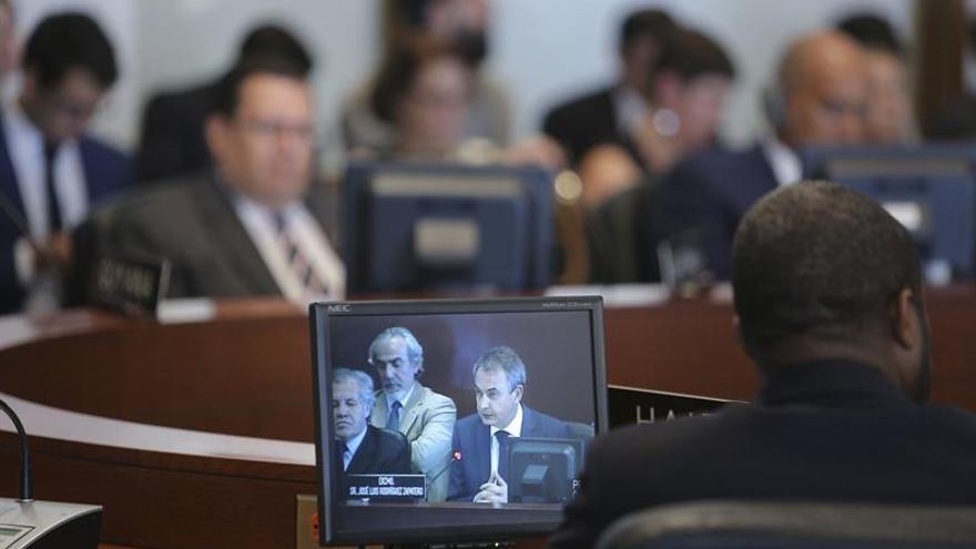 Argentina propone que la OEA acompañe la mediación de los expresidentes en Venezuela