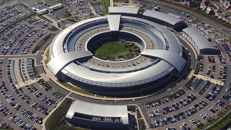 Cuartel General de Comunicaciones del Gobierno Británico. Fuente: Wikipedia