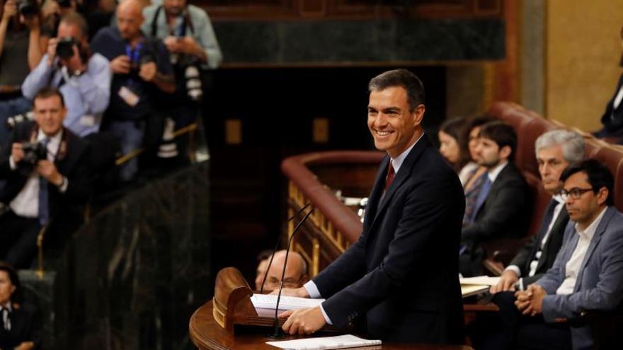 Sánchez apela a la responsabilidad y a la generosidad para evitar el bloqueo