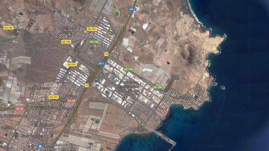 La Guardia Civil pide colaboración tras hallar un feto en una depuradora en Gran Canaria