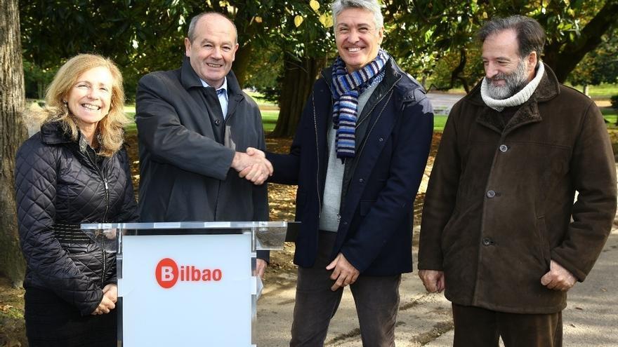El parque Doña Casilda Iturrizar de Bilbao se une a la red de parques y jardines 'Vivir los parques'