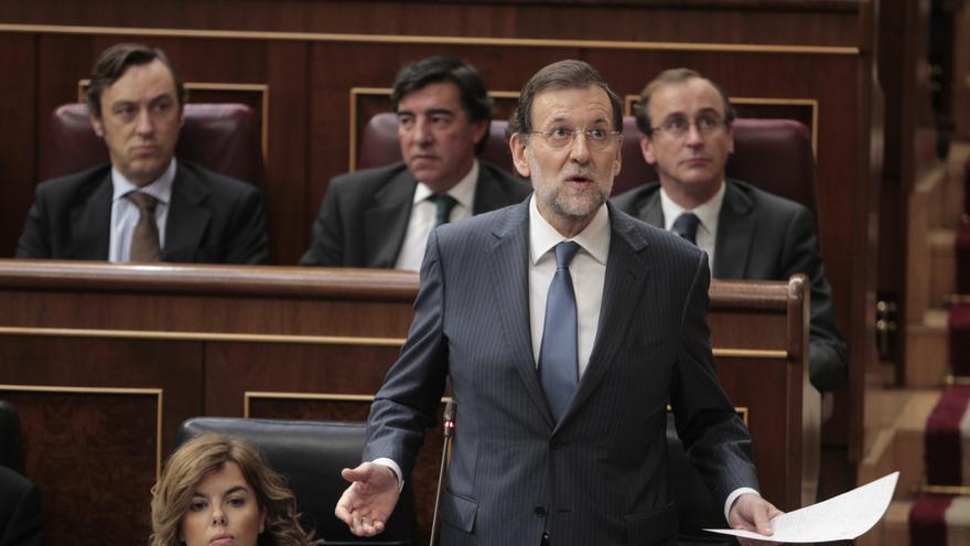 """Rajoy descarta flexibilizar los objetivos de déficit de las CCAA por no ser """"un buen mensaje"""" para lograr financiación"""