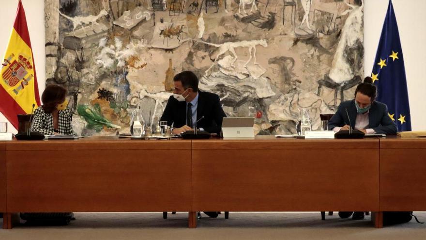 La negociación de los Presupuestos tensiona la coalición de PSOE y Unidas Podemos tras una semana de rifirrafes
