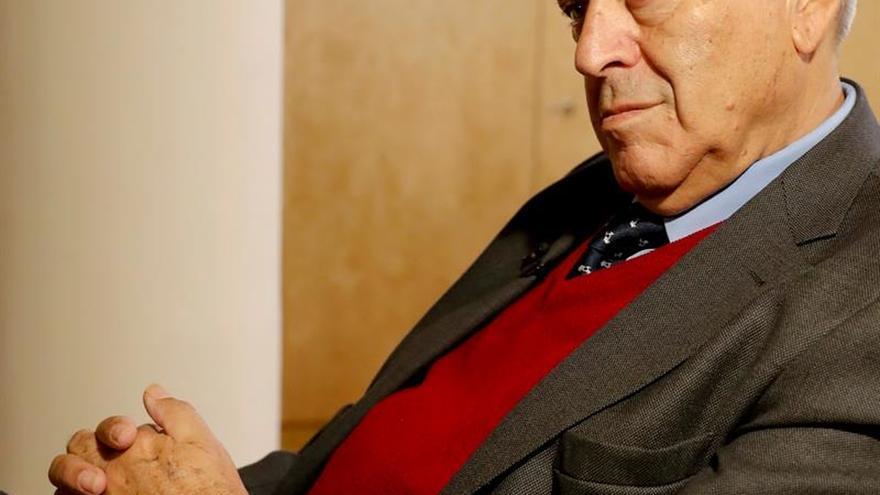 """José Antonio Marina: """"Me gustaría saber qué ha sido de mi Libro Blanco"""""""