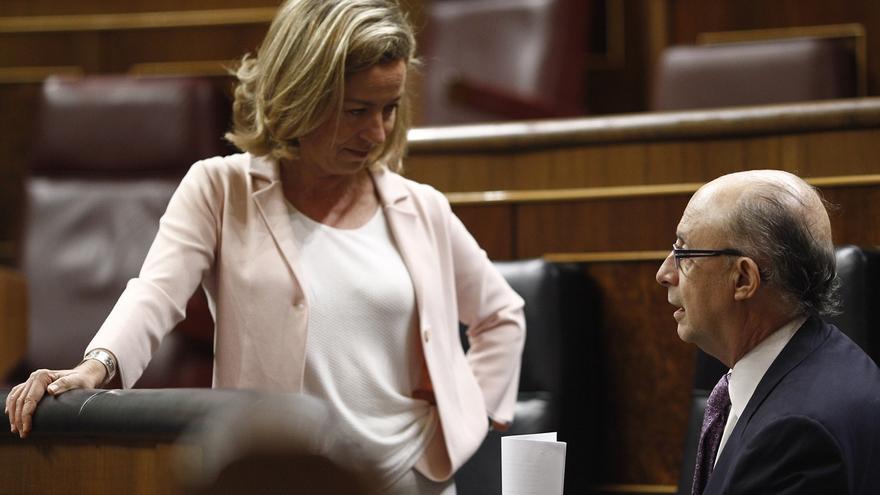 Rajoy y Clavijo firmarán mañana el acuerdo que garantiza el 'sí' de Coalición Canaria