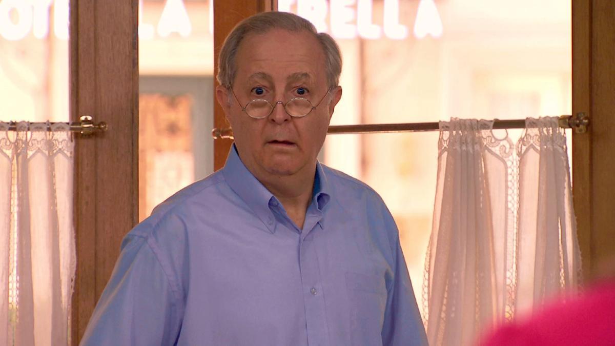 Pelayo en la temporada 10 de 'Amar es para siempre'