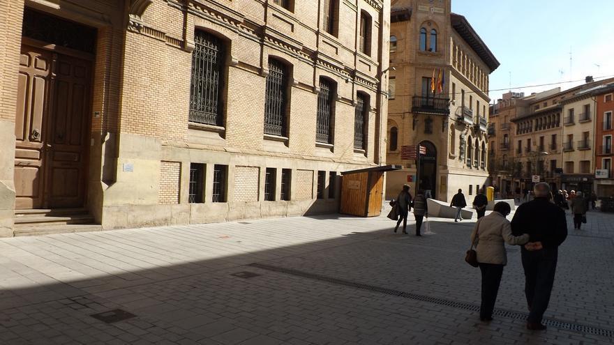 El alcalde no quiere edificios vacíos en el centro de la ciudad.