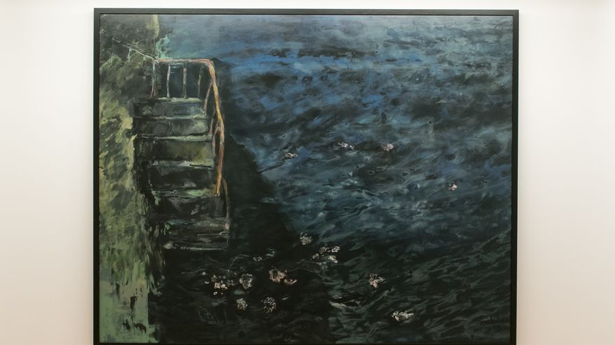 Obra del pinto Pedro González