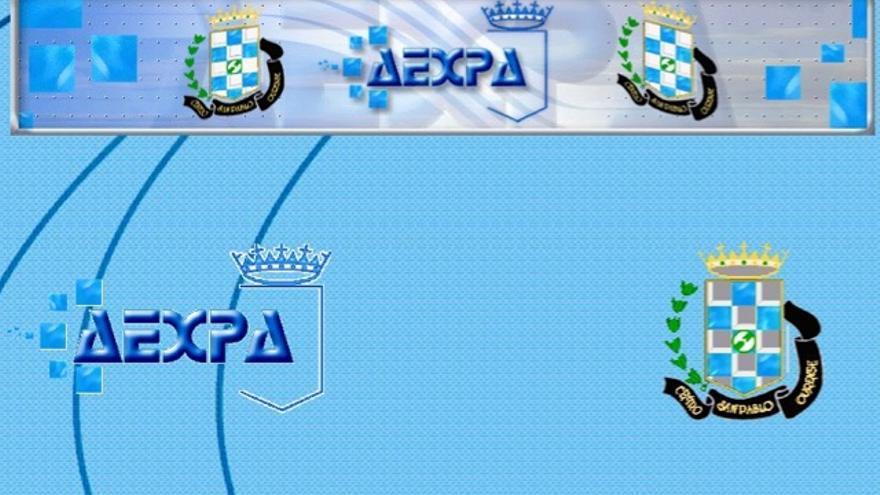 Logotipos de la academia y la asociación investigadas, ambas inactivas actualmente