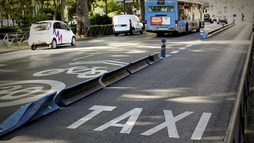 La asociación mayoritaria del taxi se desmarca de las próximas movilizaciones