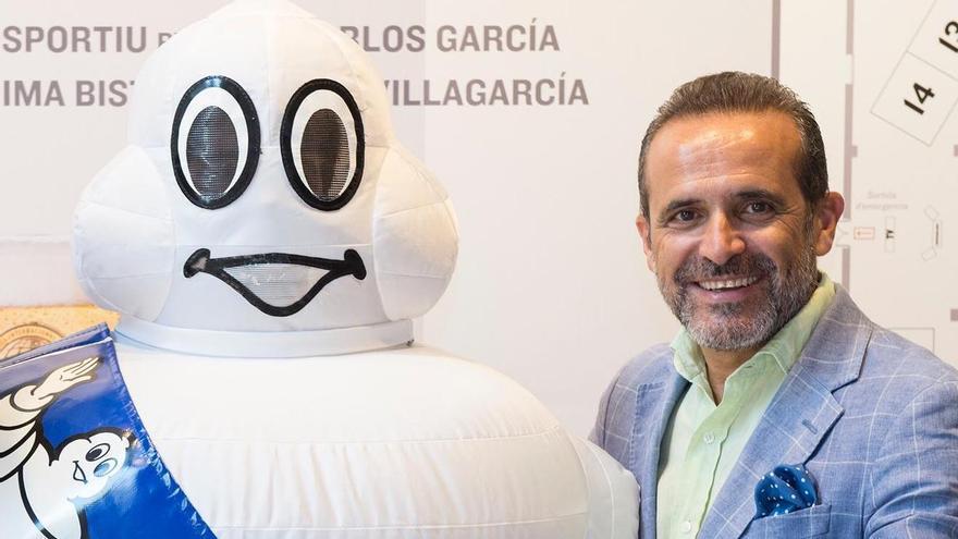 """Ángel Pardo, responsable de relaciones exteriores y comunicación de la Guía Michelin: """"Será un año de muchas novedades y primeras estrellas"""""""