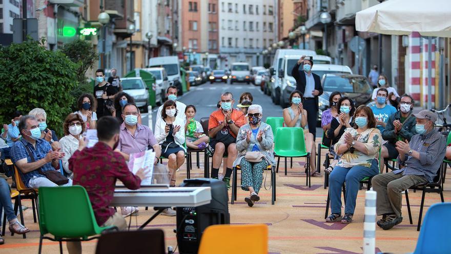 Un plan que llevaba siete años en un cajón convierte a Logroño en un ejemplo de cómo devolver la calle a los peatones