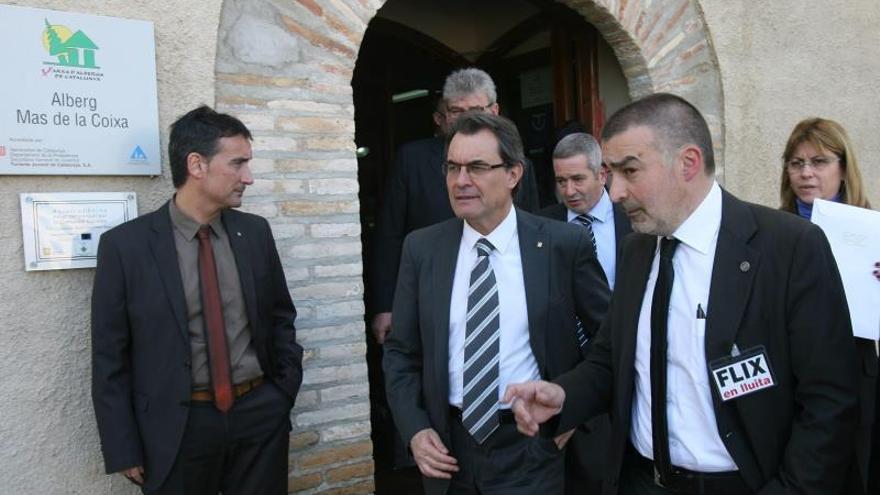 El alcalde de Flix dimite de todos los cargos en el PSC por trato a díscolos