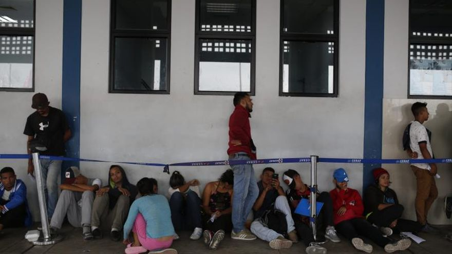 La ONU cifra en 3 millones los refugiados y migrantes venezolanos en el mundo
