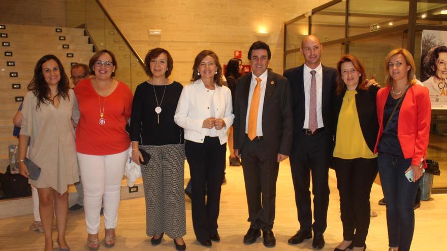 Gala de celebración del 30 aniversario del Plan Concertado de Servicios Sociales