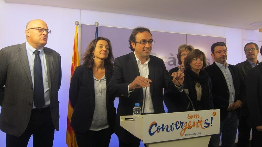 CDC reprocha a Sánchez que no acudiera a Cataluña para observar el proceso participativo