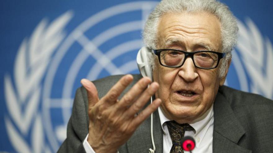 El régimen sirio quiere que el terrorismo sea el primer asunto en las negociaciones