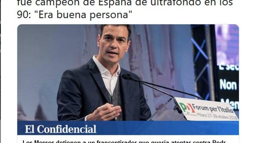 """El Confidencial: """"Buena persona"""""""