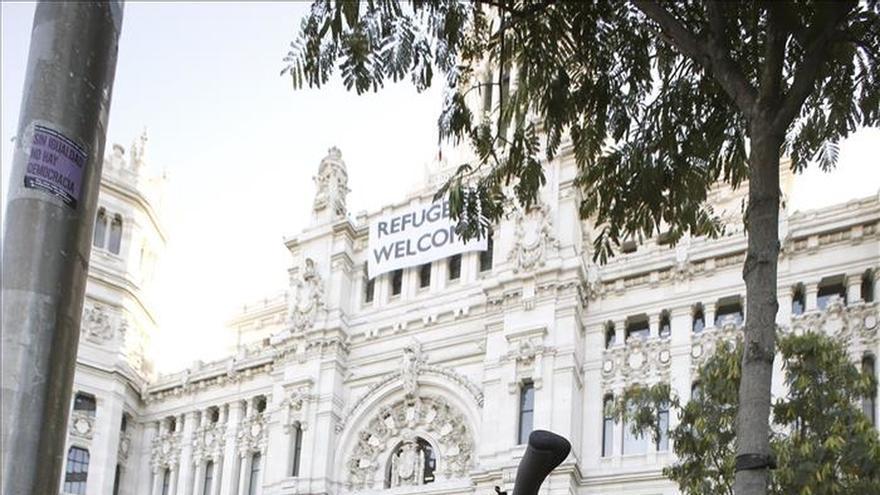 Arranca la marcha ciclista Madrid-París para pedir un buen acuerdo climático
