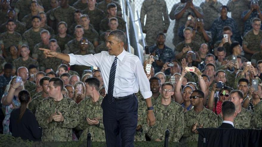 Obama irá el martes a Dallas y dará discurso en homenaje a 5 policías muertos