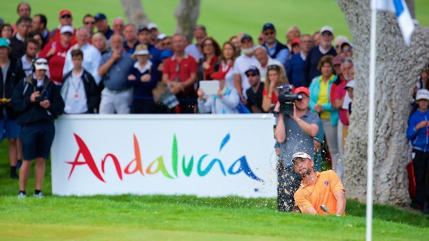 Participación de lujo en el Andalucía Valderrama Másters de golf