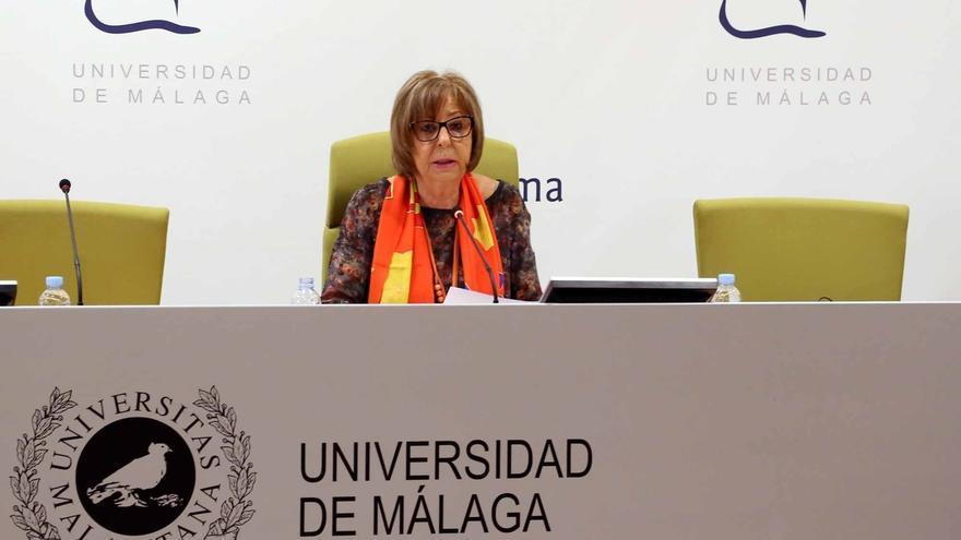"""Rectora Universidad Málaga: el expediente a Errejón es """"completamente normal"""" y la UMA trata a todos por igual"""