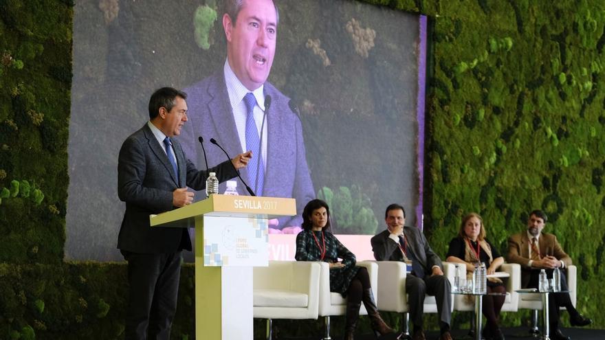 Unas 70 ciudades se comprometen con la Declaración de Sevilla, que quiere ser observatorio de sostenibilidad