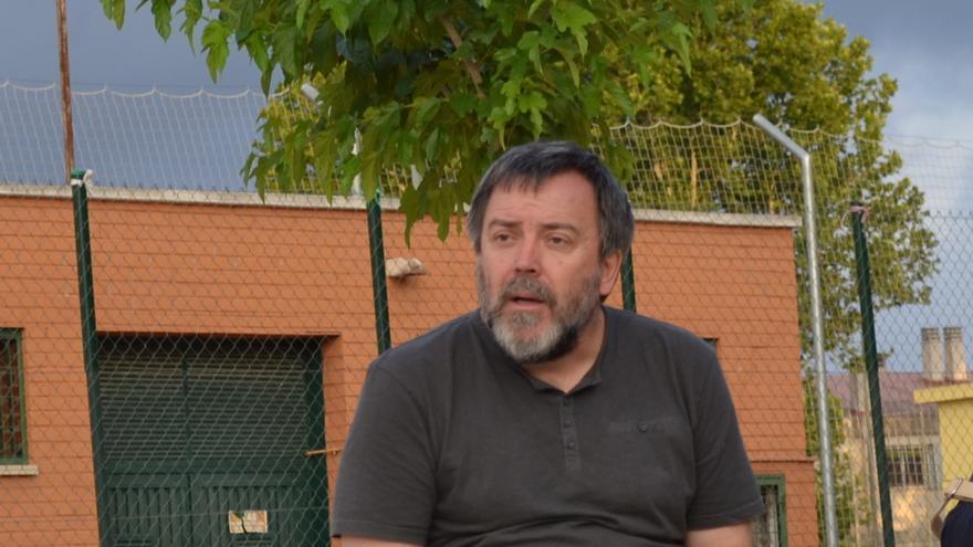 El candidato de Cambiemos Murcia a la alcaldía de la capital regional, Nacho Tornel