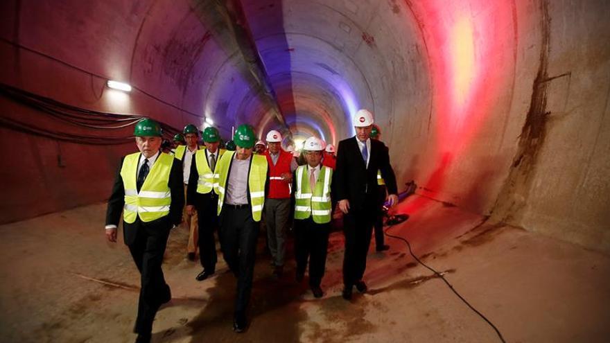 Termina la construcción del túnel de la línea 1 del metro de Quito